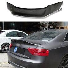 Задний спойлер для багажника из углеродного волокна r style