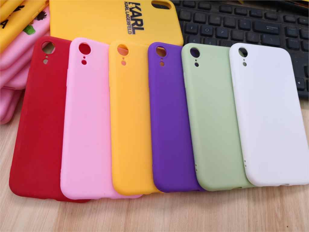 IU Lee Ji-eun Kpop Mädchen Candy Farbe TPU Fall telefon Für iphone X 7 XS XR XSMAX 11 11Pro 11ProMax Kpop song Blueming fall Abdeckung