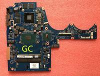 Tüketici Elektroniği'ten Şarj Cihazları'de DAG35DMBAD0 15 BC anakart için HP 15 BC 15 AX Laptop Anakart i5 7300hq CPU GTX1050 2GB % 100% orijinal