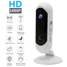 Wireless surveillance camera 120° wide-angle lens PIR human body induction two-way voice call 1080P remote surveillance camera