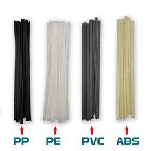 Пластиковые сварочные прутки 5x2,5 мм, Длина 200 мм, сварочные прутки ABS/PP/PE/PPR для ремонта бампера автомобиля, инструменты для сварки горячим воз...