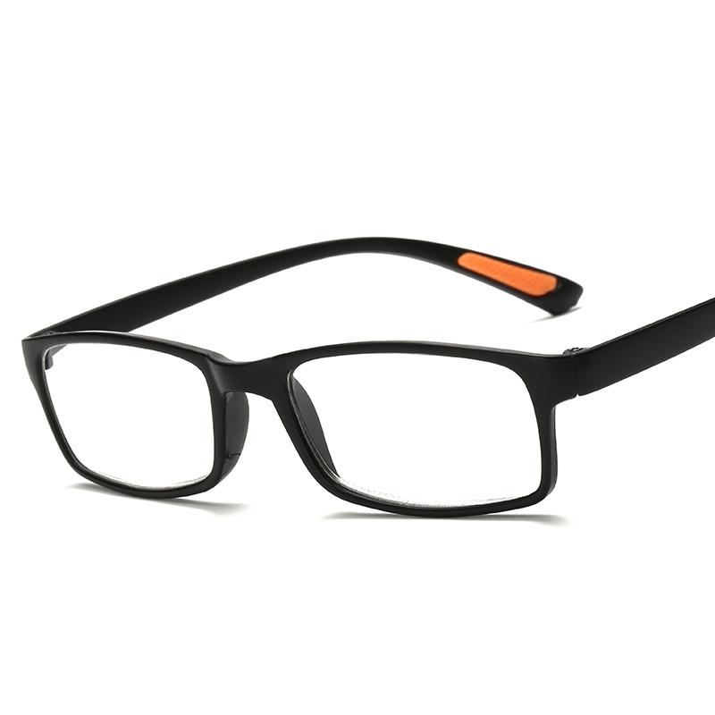 Resin Lens Ultra Light TR90  Men's And Women's Reading Glasses 1.0-4.0 Diopter