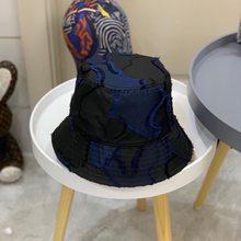 Mode coton seau chapeaux femmes marque crème solaire Panama chapeau hommes Sunbonnet Fedoras en plein air pêcheur chapeau casquette de plage 2021 nouveau