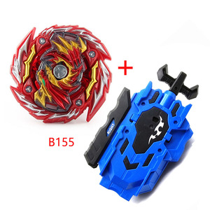 Toupie beyblades B-155 metal fusion top beyblades burst 4D master bayblade bey blade with launcher beyblades toys for children(China)