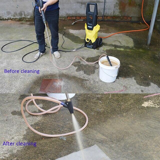 Sand Blaster Wet Blasting Washer Kit High Pressure Sandblasting Water Nozzle