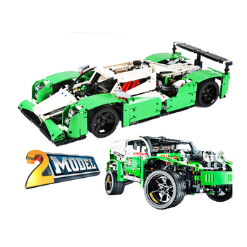 3364 Technic series the 24 Hours Race Car model Building Blocks set 42039 classic car-styling toys gifts