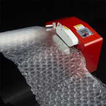 Наполненный мешок надувная буферная воздушная подушка машина пищевой процессор надувной воздушный насос тыквенная пленка полностью автоматическая упаковочная машина