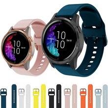 Watchband-Strap Bracelet Sport Smart-Watch Venu/garminmove Luxe-Style/vivoactive Correa