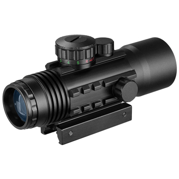 4X33 Green Red Dot Sight Scope Tactical Optics Riflescope Fit 11/20mm Rail Rifle Scopes for Hunting 2