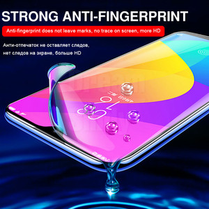 Image 5 - 20D Full Cover Hydrogel Soft Film On The For Xiaomi Mi 9 SE 8 Pro A3 Lite A2 A1 CC9 CC9E Pocophone F1 Screen Protector Not Glass