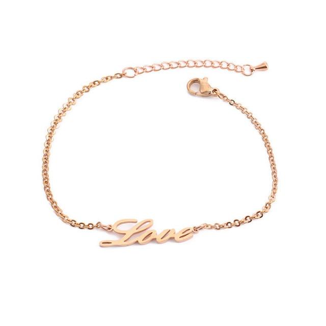 Love Heart Honey Earring Bracelet 4