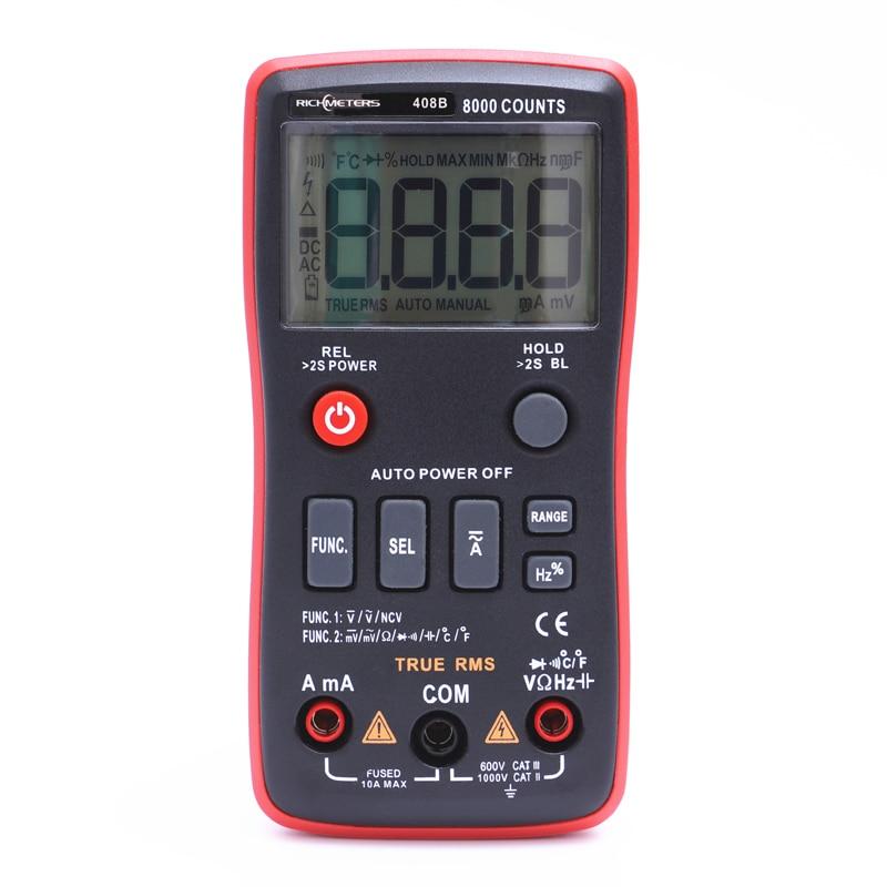 RM408B-Multimeter