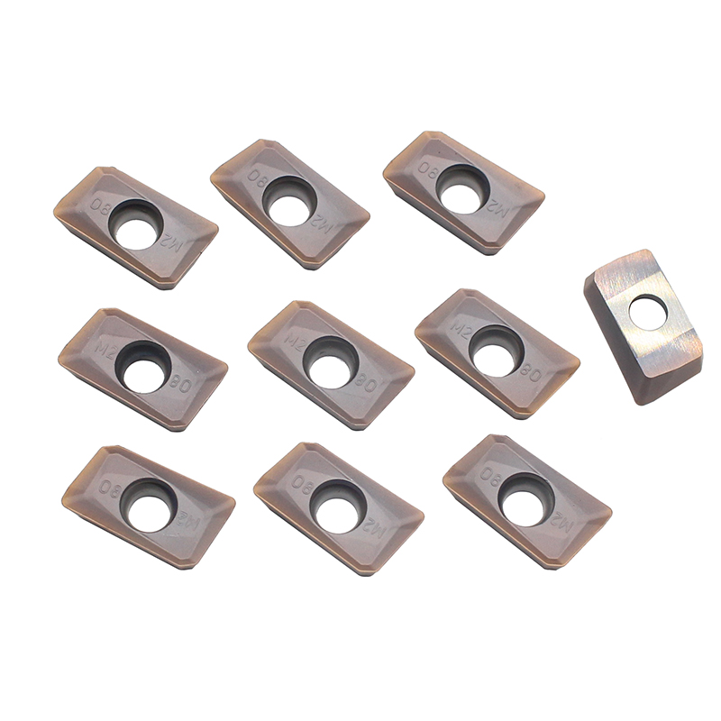 Free shipping 100pcs CCMT060204 VP15TF CCMT21.51 Carbide Insert Milling Cutter