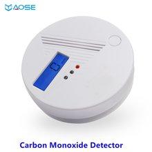 Yaose co детектор 85db Предупреждение независимых Высокочувствительный