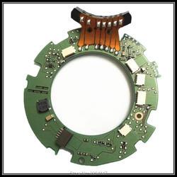 Nowe oryginalne części do naprawy obiektywu do Canon EF 24 70mm F/2.8 L II USM obwód główny PCB MCU płyta główna płyta główna z kablem kontaktowym YG w Płyty główne kamery od Elektronika użytkowa na