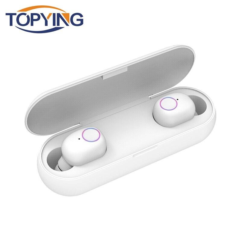 Bluetooth Earphones Earpiece In Ear Mini Wireless Music Sports Earbuds Hands free Headphone for Iphone 6