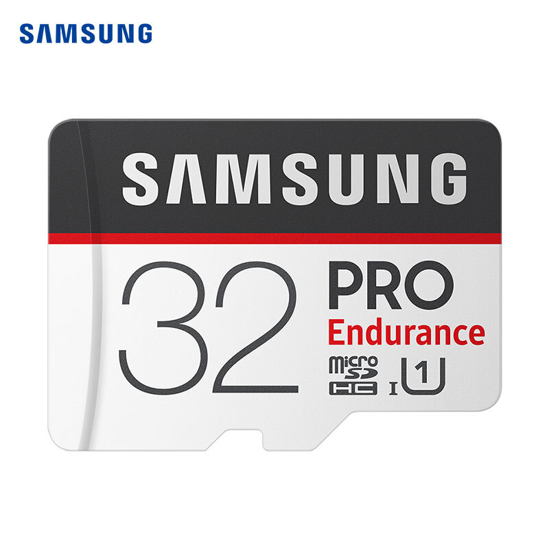 <font><b>SAMSUNG</b></font> Memory card <font><b>PRO</b></font> Endurance High Quality <font><b>Micro</b></font> <font><b>SD</b></font> Card 128GB 16G 32GB Class10 SDHC SDXC UHS-1 MicroSD TF Card 100MB/s image