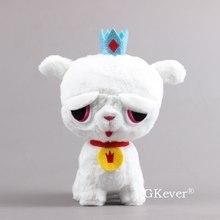 Frookie – Peluche chien animé True and Rainbow Kingdom, 20 CM, animal mignon en Peluche, jouets pour bébé, cadeau d'anniversaire pour enfants
