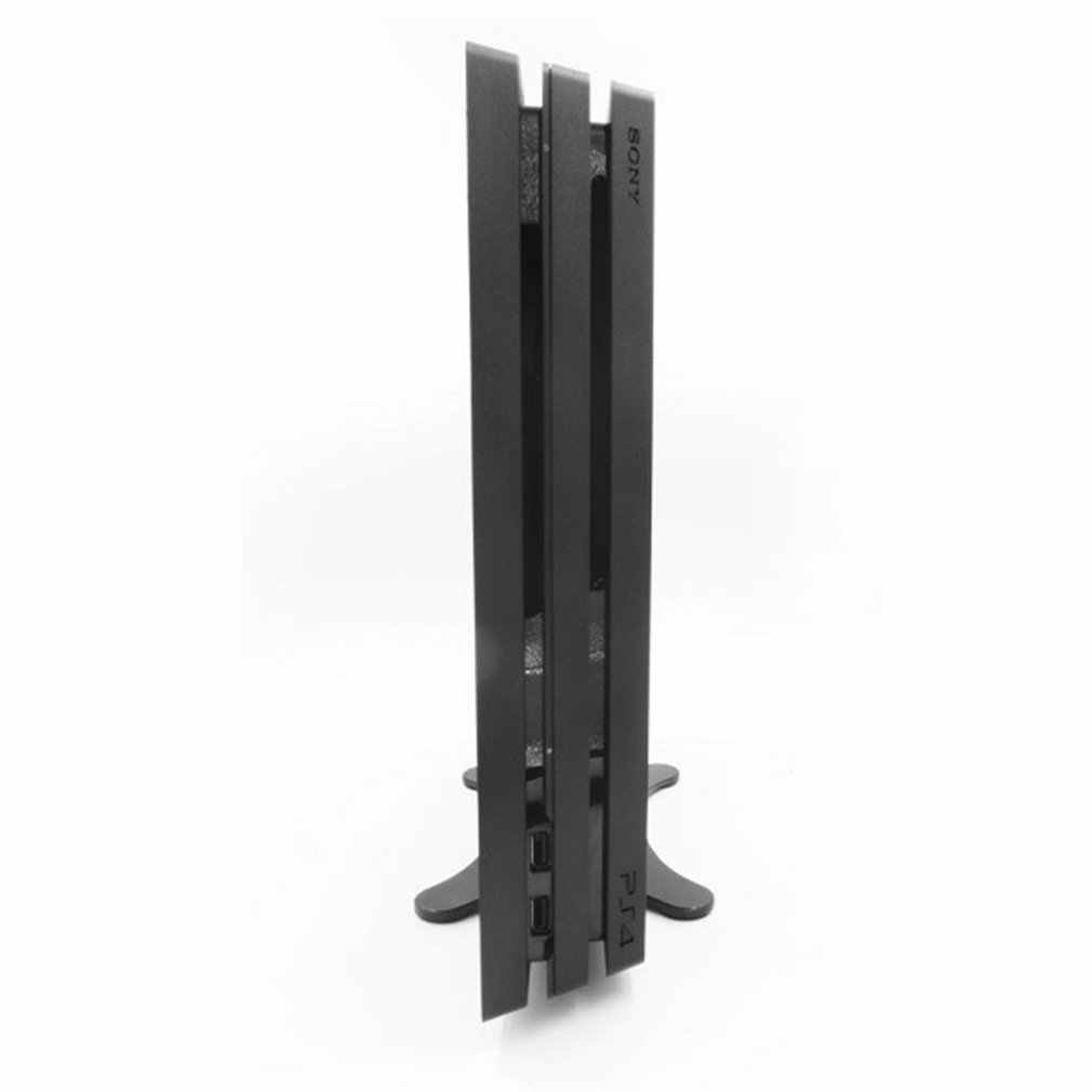 PS4 Slim Pro игровая консоль Базовая подставка Базовая игра встроенный кронштейн просто положите его на стол супер удобная игра