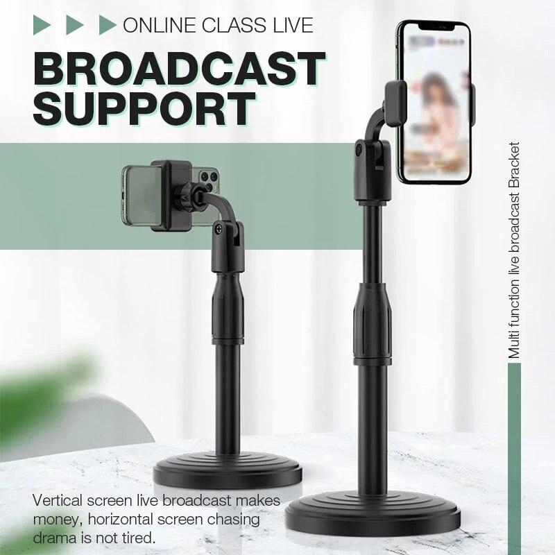 Suporte ajustável universal do telefone celular da mesa para o iphone ipad samsung suporte do telefone da mesa suporte