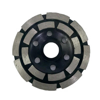 Double Row Diamond  Cutting Grinding Wheel Disc Grinder Cup Concrete Stone Cut|Grinders| |  -