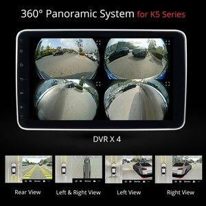 Image 5 - Ownice K5 Draaibare 1 din 2din 10.1 autoradio Universele dvd speler GPS navi DSP 360 Panorama SPDIF versterkers Optische traject