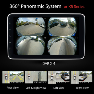 Image 5 - Ownice K5 dönebilen 1 din 2din 10.1 araba radyo evrensel DVD OYNATICI GPS navi DSP 360 Panorama SPDIF amplifikatörler optik yörünge