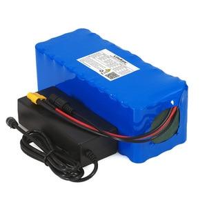 Image 5 - Умное устройство для зарядки никель металлогидридных аккумуляторов от компании Liitokala: 36V 8Ah 500w 18650 Перезаряжаемые батарейный блок XT60 разъем изменение велосипеды, электрическое транспортное средство вагонетки с противовесом + 42В 2A Зарядное устройство