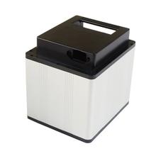 12V/24V/36V/48V lityum iyon batarya durumda alüminyum kutu 18650 26650 32650 li ion pil paketi