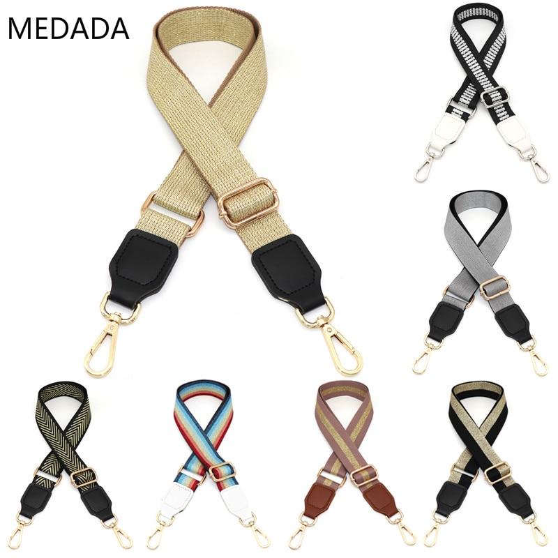 Medada Bag Width Strap Straps Across Shoulder Strap Slanting Strap Accessories Adjustable Girl Replacement