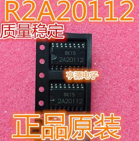 10 шт. новый оригинальный 2 a20112 R2A20112 патч 16 футов чип LCD обычно используемый источник питания