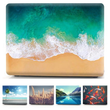 цена на for Macbook Pro 13 Case Matte Clear Cute Cover for Apple Pro A1708 A1502 A1278 Case for Mac book 13.3 inch A2159 A1706 A1989