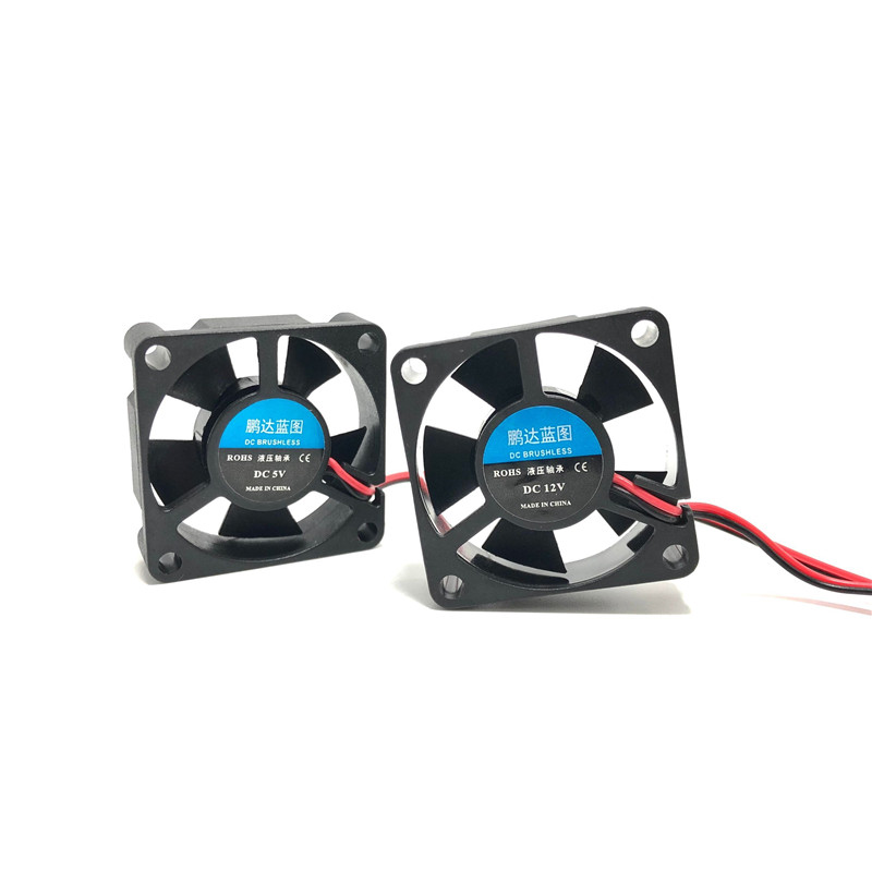Silent 3510 3.5CM Fan 12V 24V 5V USB Fluid Bearing 35x35x10MM MINI Cooling Fan 35MM Brushless Dc Cooler For 3D Printer