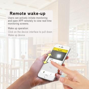 Wireless Solar Camera 1080P Security Surveillance Camera Waterproof IR Night Vision Support TF card 10200MAh P2P cloud Use 5