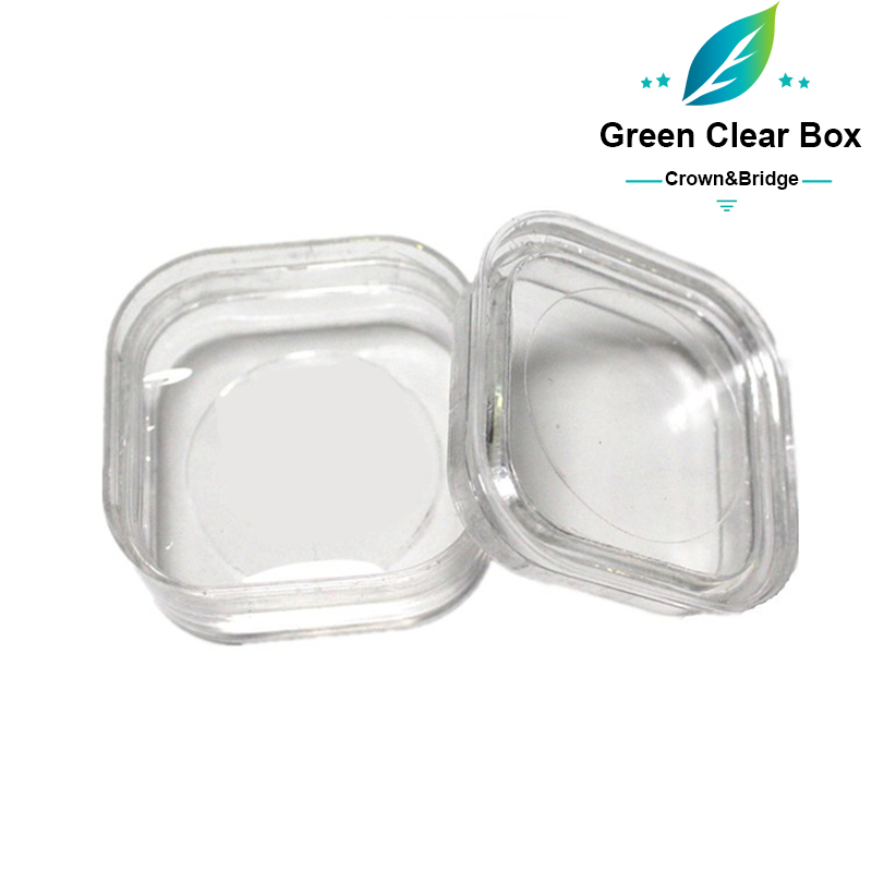Supplier Tooth Box With Film, Dental Labs Material Membrane Box Denture Storage Box 100pcs