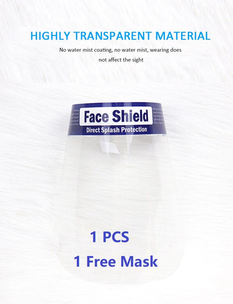 1PCS 1 Free Mask