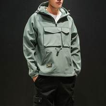 Chaqueta de trabajo ,chaqueta com capucha para piloto de hombre, uniforme de béisbol de talla grande,tarjeta de marea suelta