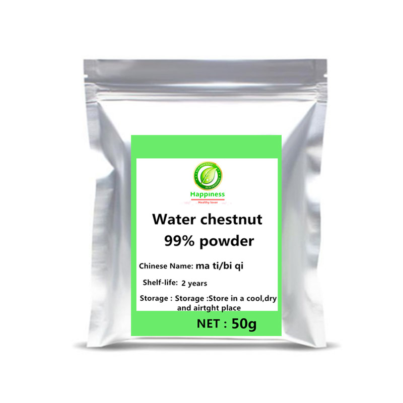High quality Horseshoe charm,Water chestnut extract 99%powder 1pc Nutrition festival top supplement protein Lower blood pressure image
