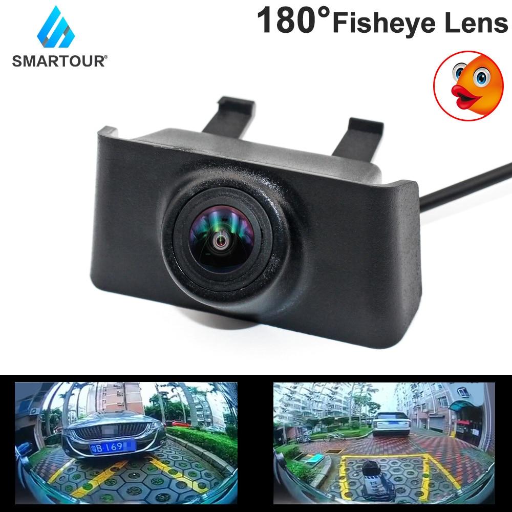 HD камера рыбий глаз для парковки автомобиля 2010 2013 Hyundai IX35 Santa Fe IX45 SantaFe Камера Переднего Вида положительный логотип Встроенная камера
