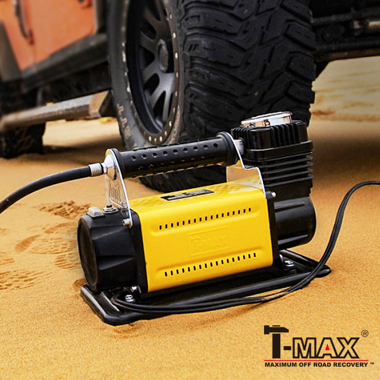 Vehicle Inflatable Pump Fast Off-road Portable Inflatable Pump 160L Single Cylinder 12V