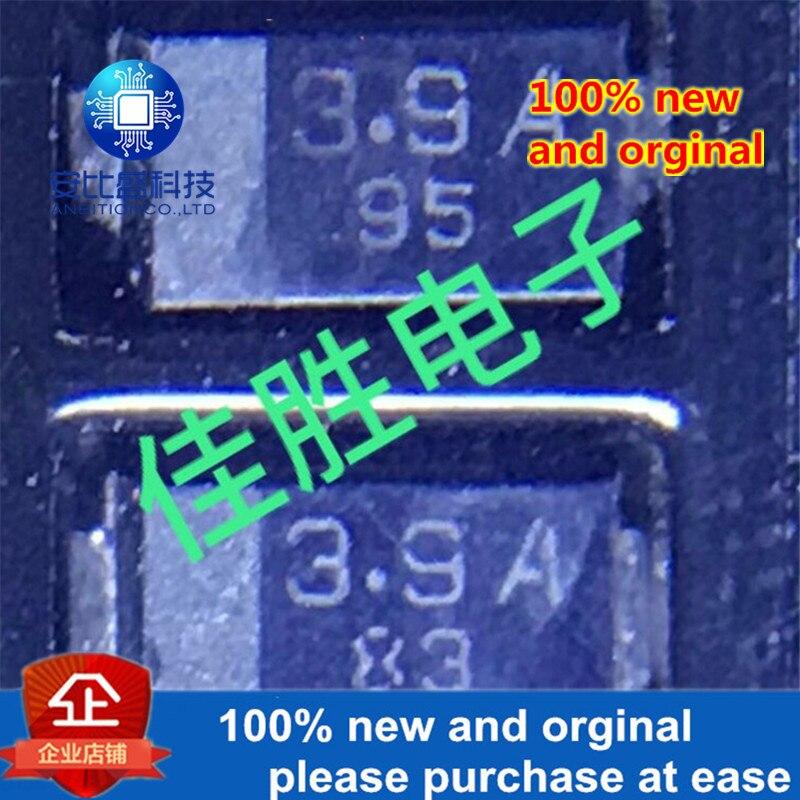 50pcs 100% New And Orginal PTZ3.9A 3.9V DO214AC Silk-screen 3.9A Patch Regulator  In Stock
