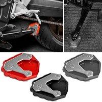 CNC подножка сбоку подножка поддержка увеличения пластины ножные колодки для Honda CB500X CB 500X CB 500X2019 2020 аксессуары для мотоциклов Новые