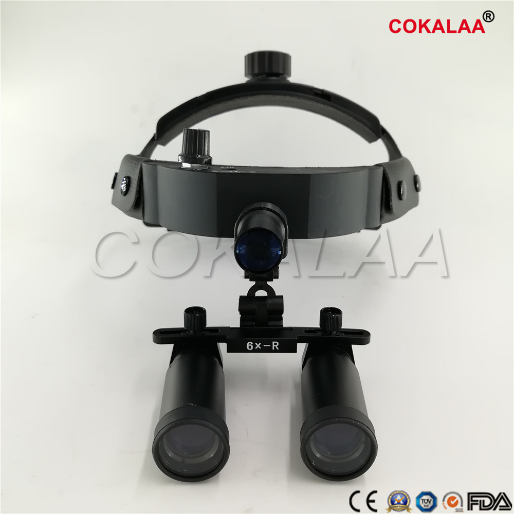 Good Quality 4 5 6 8 X Times Dental Loupes Surgical For Ent Medica Operation Lamp Doctor's Surgery Loupes