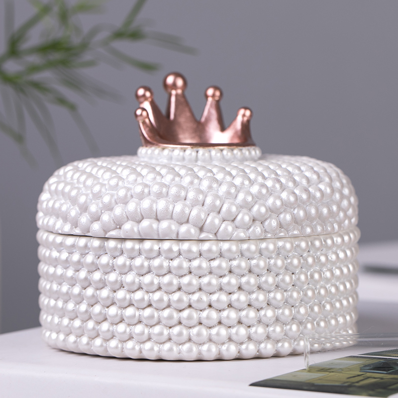 Jewelry Boxes Style Milk Teeth Organizer Storage Box For Baby Souvenirs Resin Teeth Box Collect Teeth Umbilical Save Gifts ZL227