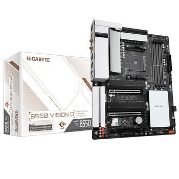 B550 VISION D motherboard + R5 5600X/R7 5800X/R9 5900X CPU motherboard+CPU set