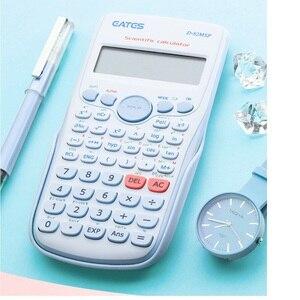 Image 4 - الرقمية آلة حاسبة علمية 240 وظائف 82MS إحصاءات الرياضيات 2 خط عرض D 82MSP للطلاب المرحلة الجامعية