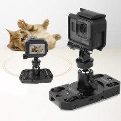 Aluminum Mini Stabilizer Camera Dally Trackless Bracket Adjustable Angle For Gopro/OSMO Pocket/Insta360 Sports Camera Accessorie