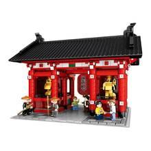 601088 серия японской улицы вид dalimen Детская образовательная