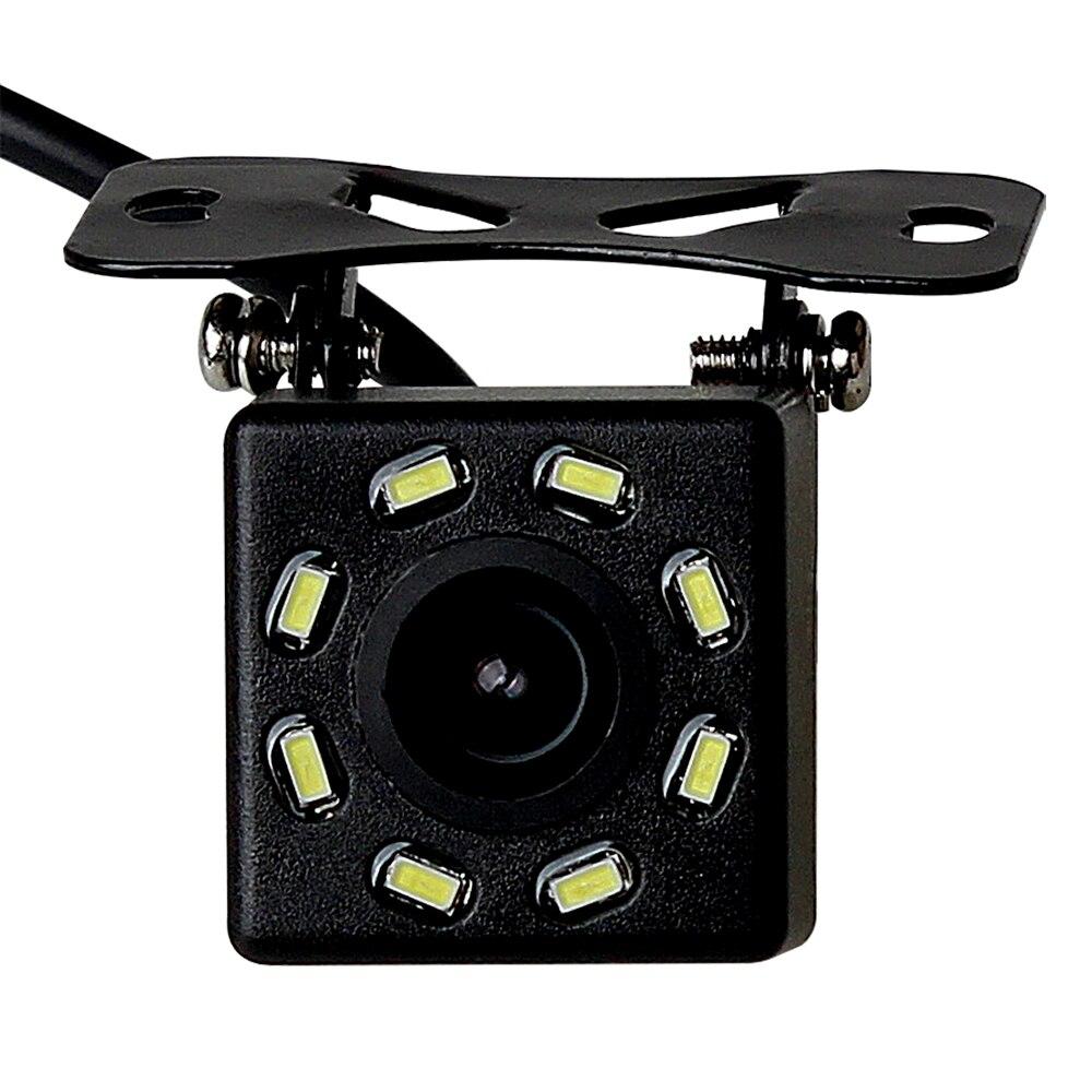 Автомобильные аксессуары, камера заднего вида, парковочная резервная Reaverse камера с водонепроницаемым ночным видением для автомобиля, DVD монитор, зеркало - Название цвета: 12