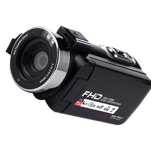 Image 3 - 16X Digital Zoom Video Camera Camcorder 1080P HD WIFI Wide Angle Lens/Outer Microphones Remote Control